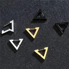 Pendientes de Aro Triangulares
