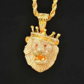Colgante de Oro del León Rugiente