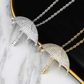 Colgante de Paraguas con Diamantes