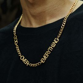 Hip-hop Collar de Letras Cubanas