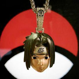 Colgante de Sasuke de Plata