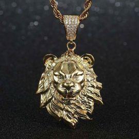 Colgante de León de Oro
