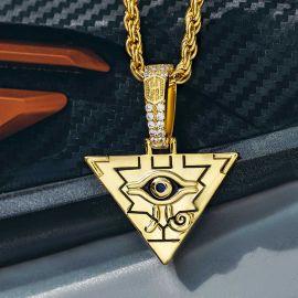 Colgante Ojo de Horus de la Pirámide Egipcia