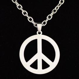Colgante con Símbolo de Paz Antiguerra