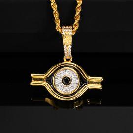 Colgante Ojo de Horus de Oro