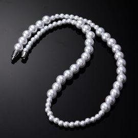 Collar de Perlas Irregulares