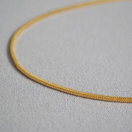 2.5mm Cadena de Serpiente Cuadrado