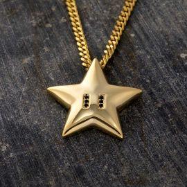 Colgante Estrella de Oro