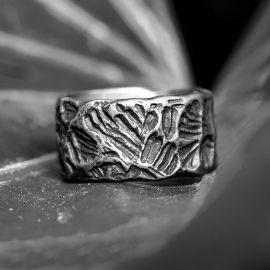 Anillo Vikingo de Odín Valknut de Acero Inoxidable