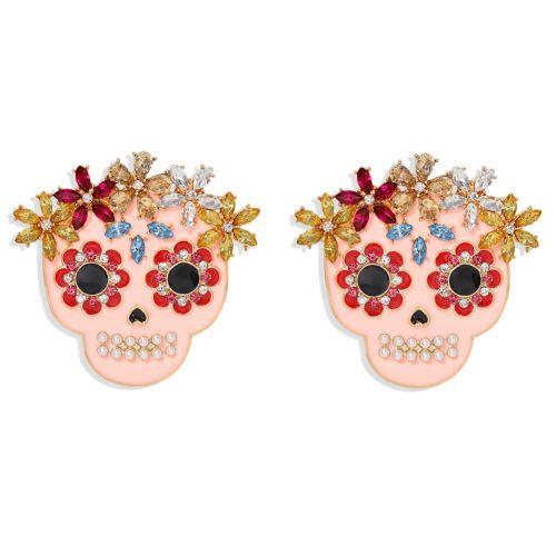 Pendientes de Diseño Exclusivo para el Día de Muertos
